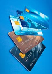 Fünf Prepaidkreditkarten für Arbeitslose