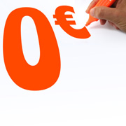 Null Euro für die Kontoführung