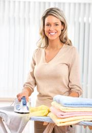 Kreditkarte für die Hausfrau