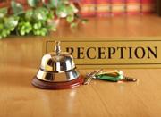Kreditkarte für Hotel