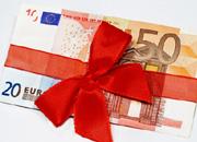 50 Euro als Startguthaben